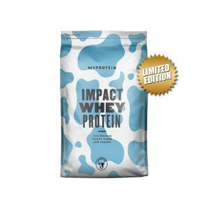 MyProtein Impact Whey Protein Hokkaido
