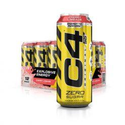 Cellucor C4 Original Carbonated Drinks Cherry Limeade