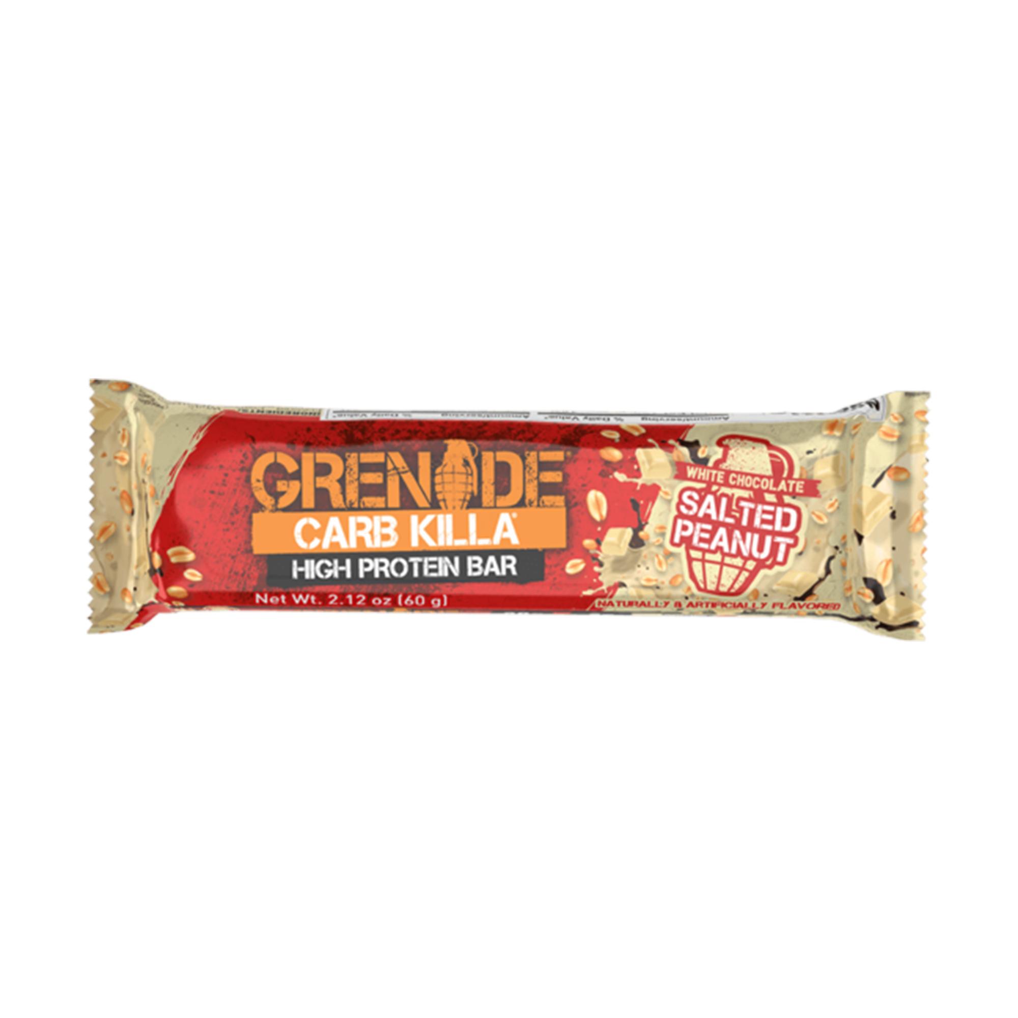 Grenade Carb Killa White Chocolate Salted Peanut 2