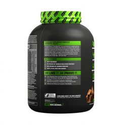 Musclepharm Combat XL Mass Gainer Chocolate Milk 6lbs 2