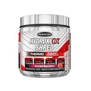 Muscletech Hydroxycut Shred Raspberry