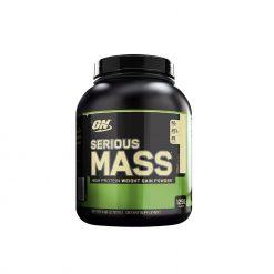 Optimum Nutrition Serious Mass Vanilla 6lbs