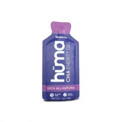 Hüma - Chia Energy Gel Blueberries Caffeine Free 43g