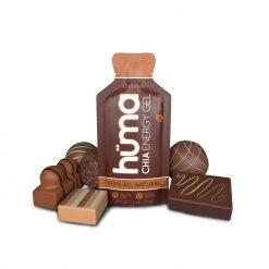 Hüma - Chia Energy Gel Chocolate 1x Caffeine