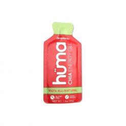 Hüma - Chia Energy Gel Strawberries Caffeine Free 43g