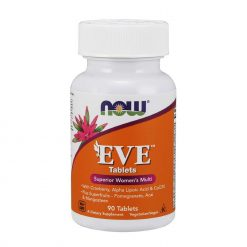 Now Foods Eve 90 Tablets