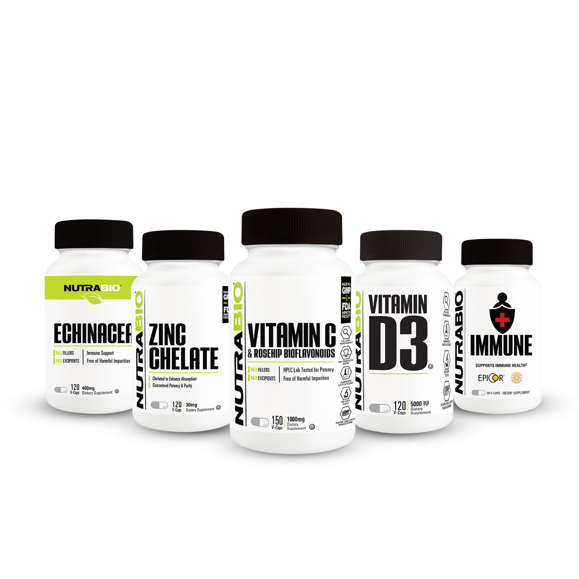 Nutrabio Immune Supplements available at Nutrition Depot Philippines