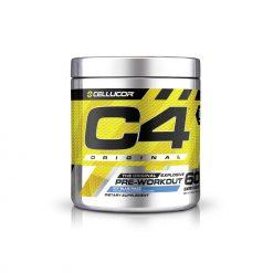 Cellucor C4 Original Pre-Workout ICY BLUE RAZZ 60 Servings - Nutrition Depot Philippines