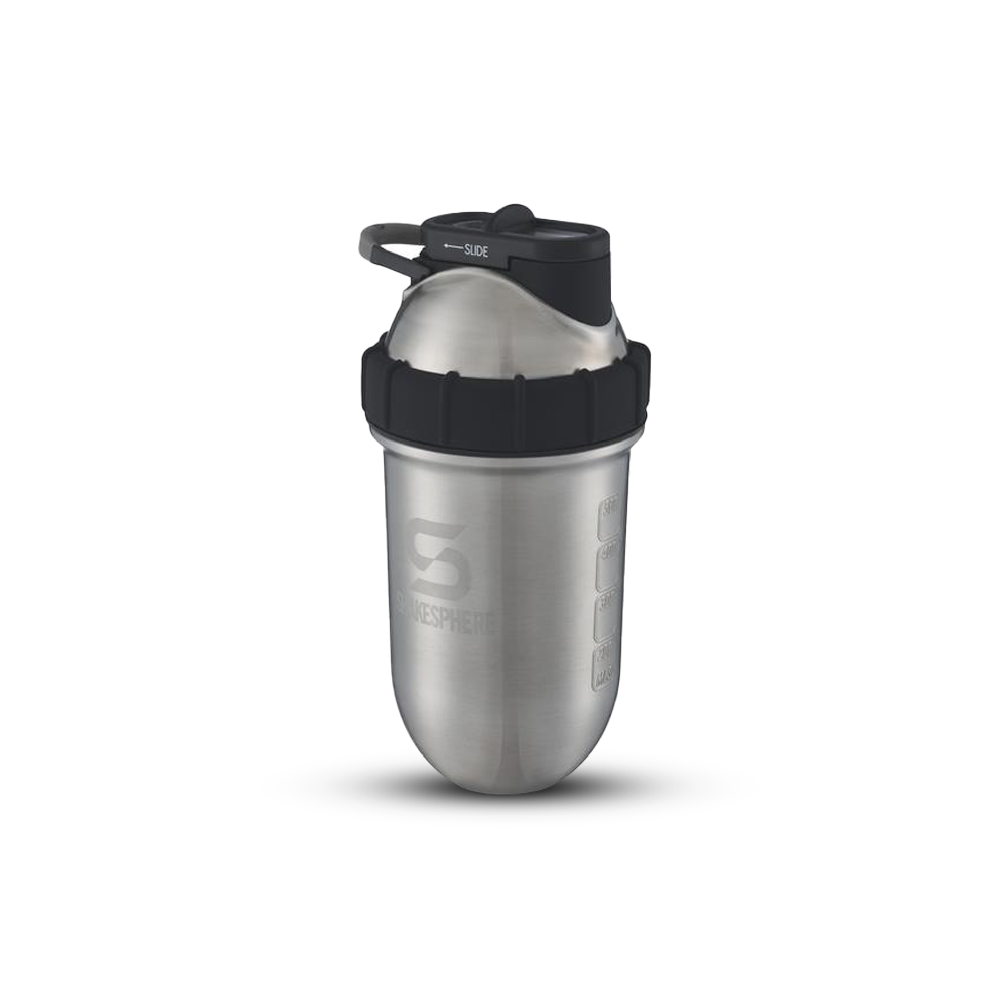 Shakesphere Double Wall Tumbler Steel - Nutrition Depot Philippines