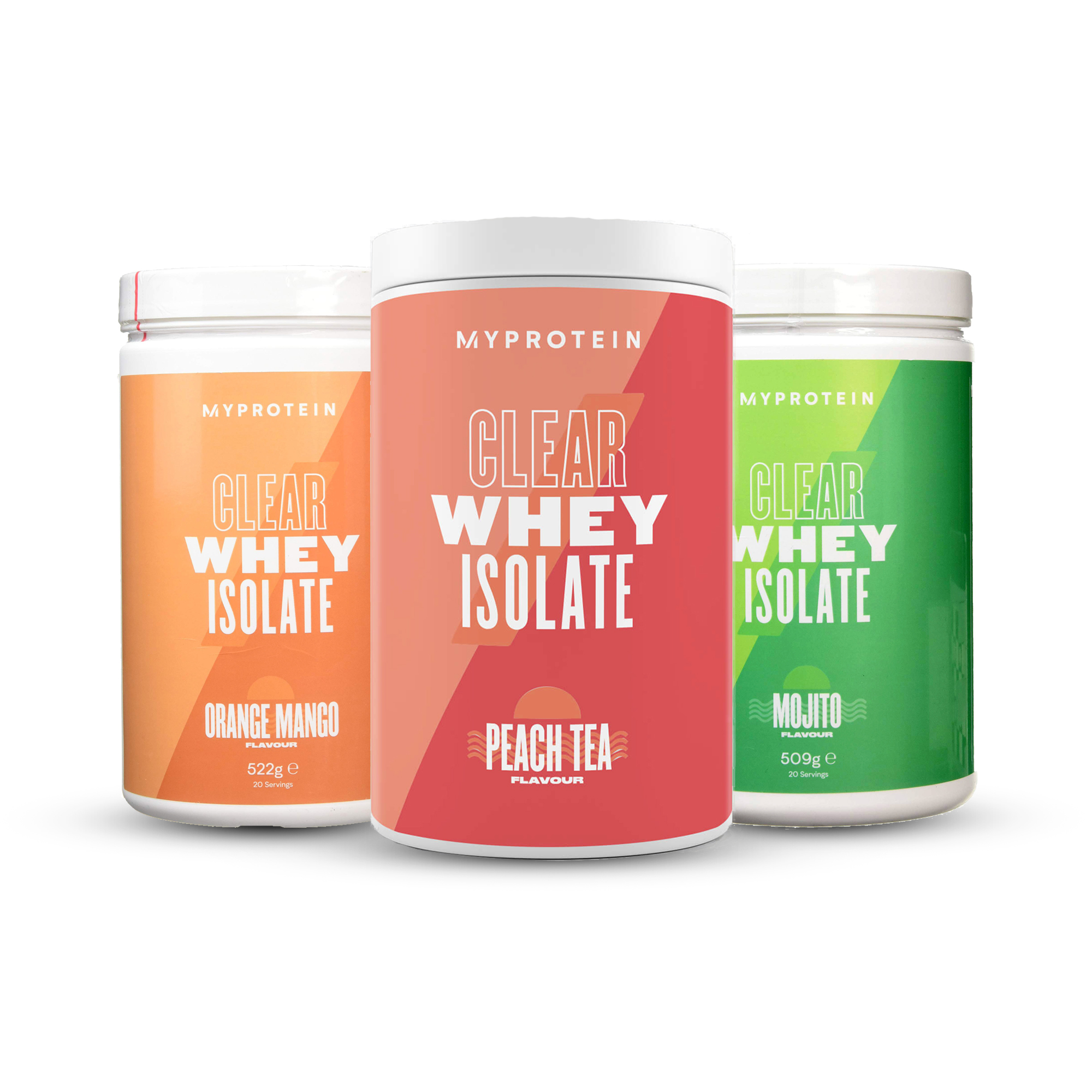MyProtein Clear Whey Isolate - Nutrition Depot Philippines