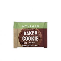 MyVegan Baked Cookie DOUBLE CHOCOLATE - Nutrition Depot Philippines