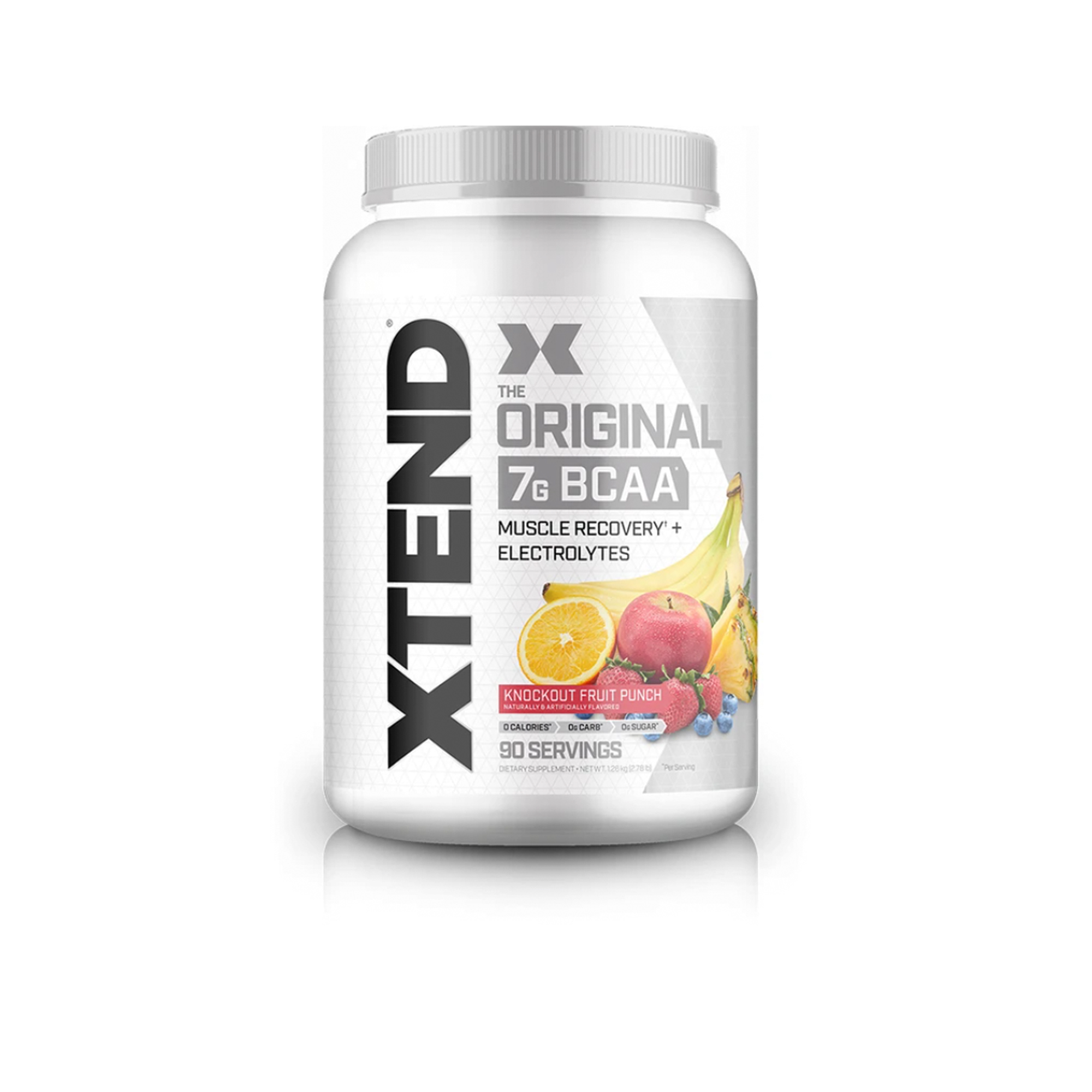 Scivation Xtend Original BCAA KNOCKOUT FRUIT PUNCH 90 Servings available at Nutrition Depot Philippines