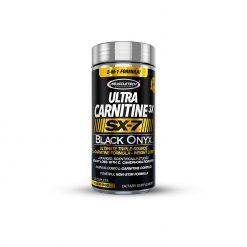 Muscletech Ultra Carnitine 3x SX-7 Black Onyx 120 Caps - Nutrition Depot Philippines